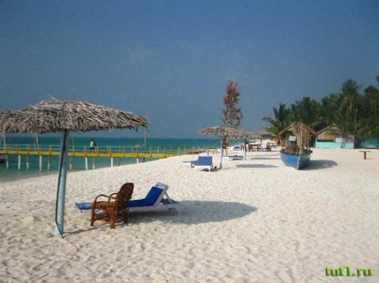 Агатти - отель Agatti Island Beach Resort