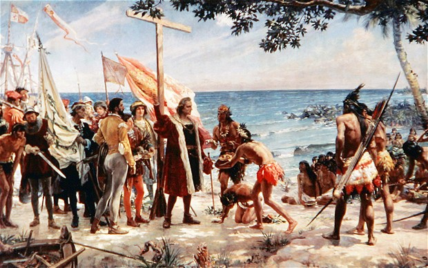 what happened to the native american population in the centuries after 1492 What really happened with native americans i've heard that up to 80% of the native population was wiped out after the europeans showed up.