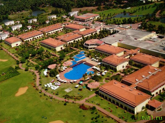 Отель Intercontinental The Grand Resort Goa 5* — Индия