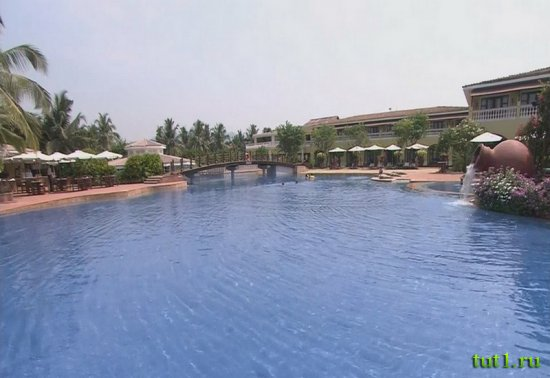 Отель Intercontinental The Grand Resort Goa 5* - Индия